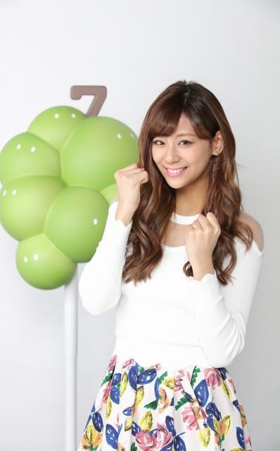 西内まりや、日テレ大型キャンペーンのパーソナリティ決定 桝アナ&鶴瓶と家族考える