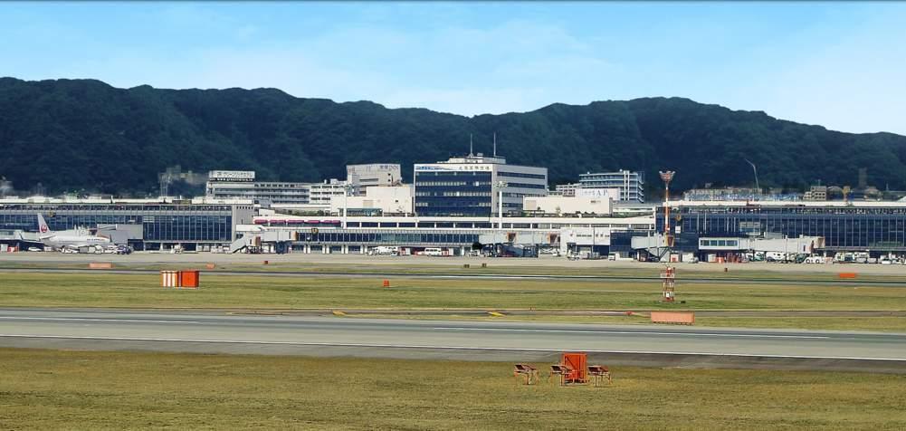 大阪国際空港(伊丹空港)におけるWiMAX 2+エリアの整備が完了し高速インターネット接続が可能に!
