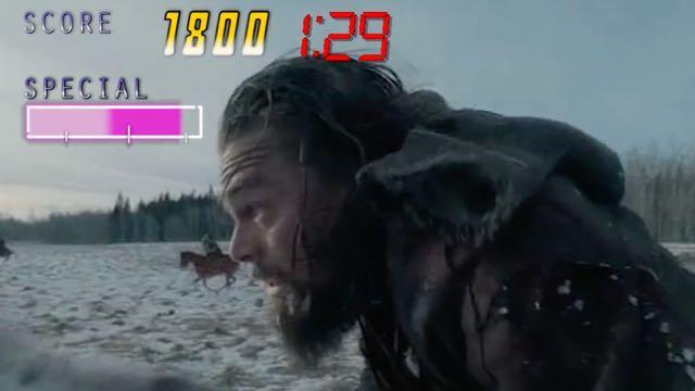 もしも映画『レヴェナント: 蘇えりし者』がゲームだったら?