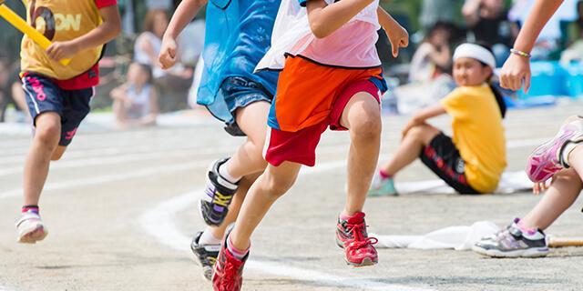 体育の時間に咳き込んでしまう…もしかしたら、それ、運動誘発喘息?