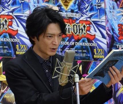 風間俊介、『遊☆戯☆王』映画化に喜び 20周年の「今こそ恩返しするタイミング」