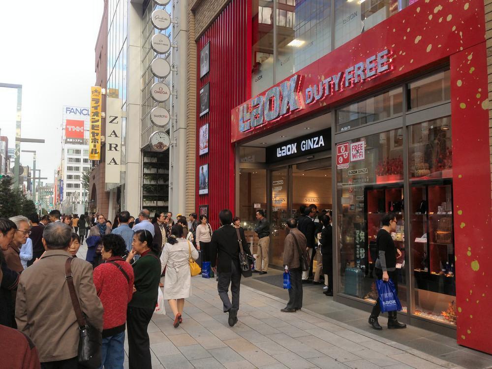 中国人が目指す東京「美容ストリート」 「日本で整形」が今やステータスに