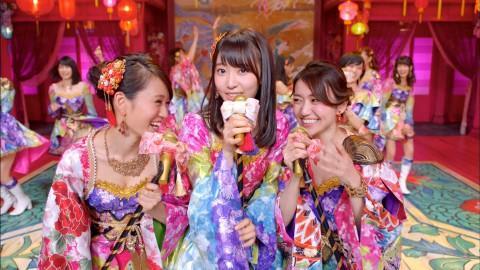 時代は宮脇咲良へ、AKB48記念すべきMVを深読み