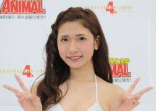 元AKB48森川彩香 同期小嶋菜月に「グラビアで勝ちたいなあ」