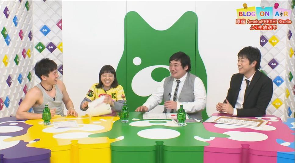 おしりかじり虫声優・金田朋子と俳優・森渉が夫婦円満を語る