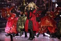 マドンナ、10年ぶりとなる待望の単独公演を敢行。2日間で4万人を魅了
