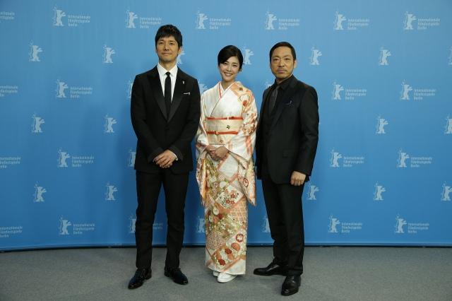 西島秀俊、14年ぶり『ベルリン映画祭』で喝采浴びる「とても幸せな上映」