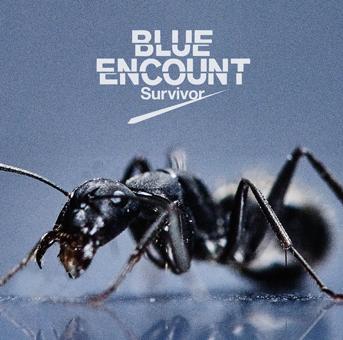 BLUE ENCOUNT、ニューシングル「Survivor」ジャケット&新アー写を公開