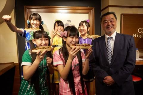 たこやきレインボーに川藤幸三氏がゲキ!「世界を目指せ!」