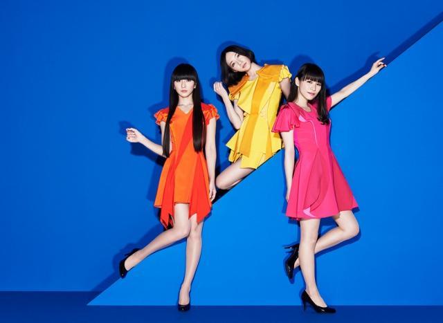 Perfume、4月に2年半ぶりアルバム 5月から全国ツアー決定