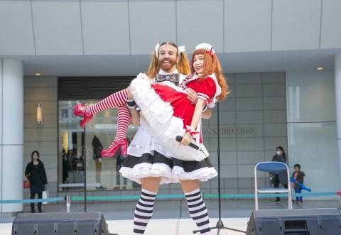 トミタ栞&レディビアード バレンタインイベント大盛況