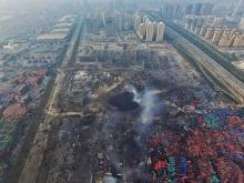 天津爆発、「自然燃焼」原因か=責任者123人を処分へ-中国