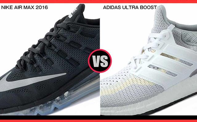 adidas boost vs air max