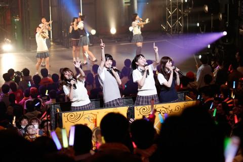 SKE48が約8ヶ月振りとなる全国ツアーでサプライズ演出