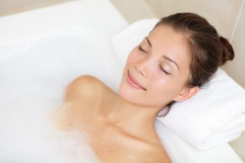 お風呂は女のヒミツ空間!肌と ...