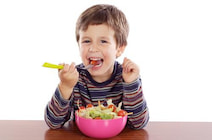 内臓のはたらきに好影響!子どもは「1日3食」がいい3つの理由