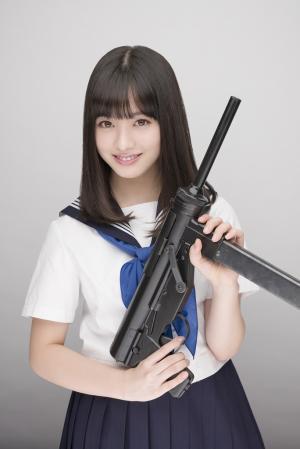 映画『セーラー服と機関銃 -卒業-』橋本環奈インタビュー 天使過ぎる組長役で映画初主演