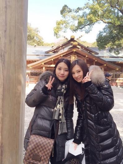 DAIGO姉・影木栄貴 義妹・北川景子と伊勢神宮へ旅行する