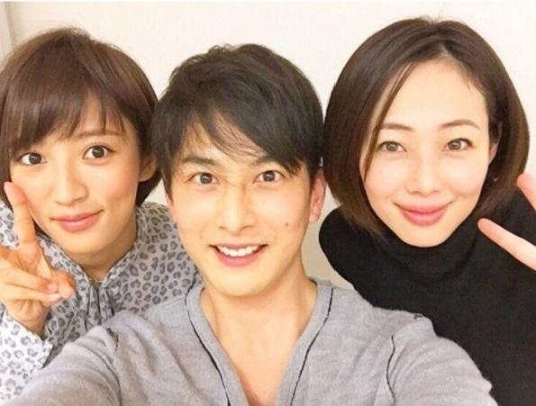 井上和香 夏菜と10年ぶり再会、高校生からの成長に感慨つづる