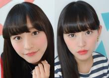 【高崎哉海がレクチャー】春のピンクメイク&オレンジメイク