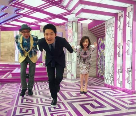 真矢ミキ 中田敦彦とノリノリ『PERFECT HUMAN』踊る姿公開