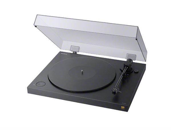 世界初!ソニーがアナログレコードをハイレゾで録音できるレコードプレーヤーを発売
