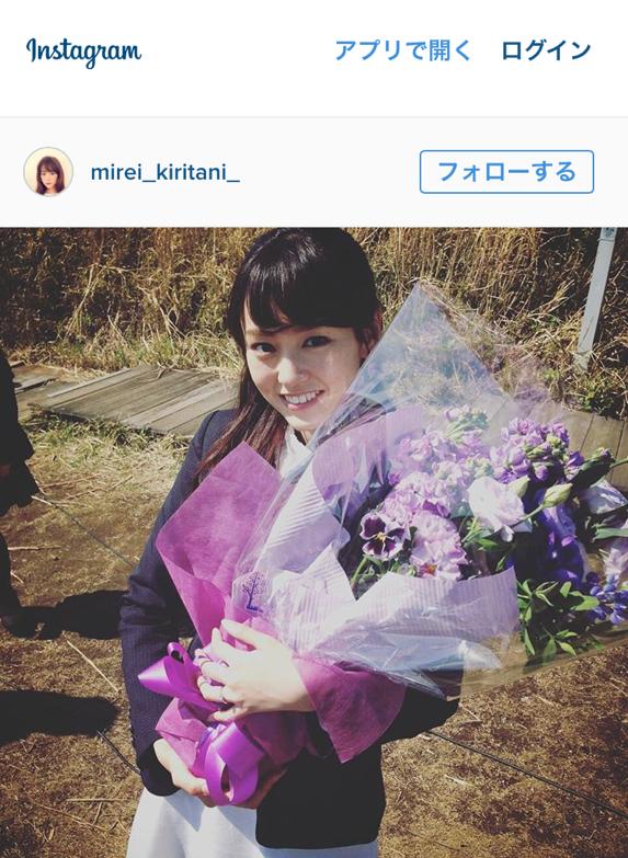 桐谷美玲が『スミカスミレ』撮影終了で古風な女性を「素敵」