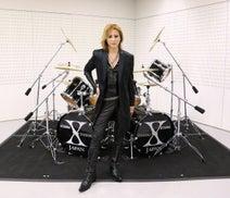 YOSHIKI、愛用のドラムセット604万円で落札 「東日本大震災」義援金として全額寄付