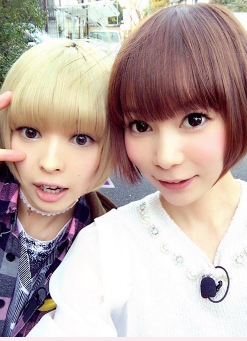 中川翔子 最上もがと2ショット公開「そっくり」「双子」