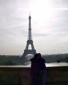 明治時代にパリに凱旋した二人の芸者