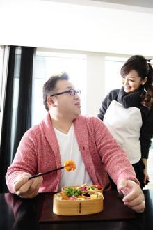 酵素玄米・彩り・食べ合わせなどアイデア満載! 大相撲の親方夫人が作る愛情弁当レシピ