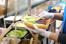 選ぶ幸せ--盛岡名物「福田パン」は本店で悩みながら買いたい!