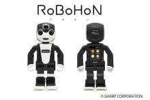 "DMM.com、シャープのロボット電話「<span class=""hlword1"">RoBoHoN</span>」の予約受付を開始"
