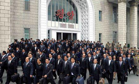 平壌に特別警備宣布 北朝鮮
