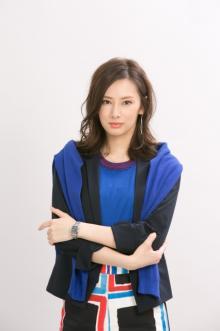 北川景子、結婚後初連ドラ主演 日テレ水10で型破りな不動産営業ウーマン