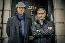 """シャーロック・<span class=""""hlword1"""">ホームズ</span>がロンドンで舞台として甦る!"""