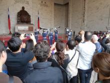 独立志向強い民進党勝利で台湾への中国人団体ツアー客激減