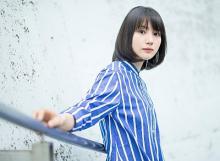 『ラヴソング』宍戸春乃役で注目 新山詩織、ニューシングルの最新ビジュアル公開