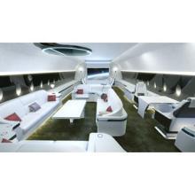 エアバス、A350のビジネスジェットをローンチ - 快適な客室空間を確保