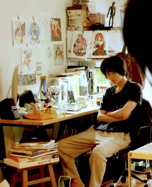 菅田将暉のオタクな写真公開
