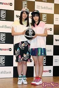 広瀬アリス&すず、姉妹そろって「夢はバスケ選手でした」と明かす