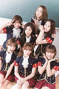 韓国ガールズグループ7学年1班、日本1stシングルが7/1タワーレコード限定発売