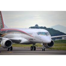伊勢志摩サミット、中部空港に到着する各国首脳をMIRAIとMRJがおもてなし