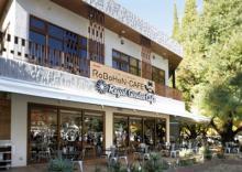"""シャープが「<span class=""""hlword1"""">RoBoHoN</span>」と出会えるカフェをオープン、サミット会場にも展示"""