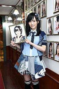 山本彩、AKB48としてのラスト公演「チームKの魂をNMB48に持ち帰って…」