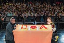 【BoA】日本デビュー15周年をファンとお祝い! 思い出の会場でリベンジも