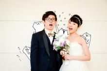 『フテネコ』作者・芦沢ムネトが女優の馬渕史香と結婚「明るい家庭を」