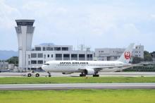 JAL、熊本・大分線に特別運賃 Wi-Fi無料期間も延長