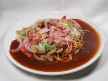 麺は口ほどにものを言う~ご当地ヌードル探訪~ 水あめのようなミートソースのミラカンとは? 愛知県名古屋市の「あんかけスパゲッティ」