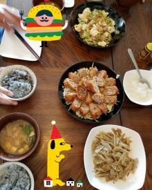 山田優「食事風景」に、あの人が写り込みでファン騒然!?
